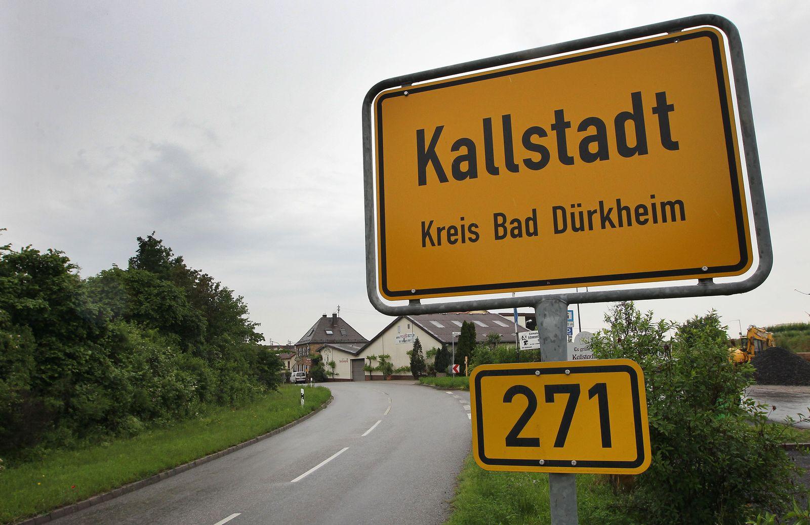 Kallstadt in der Pfalz