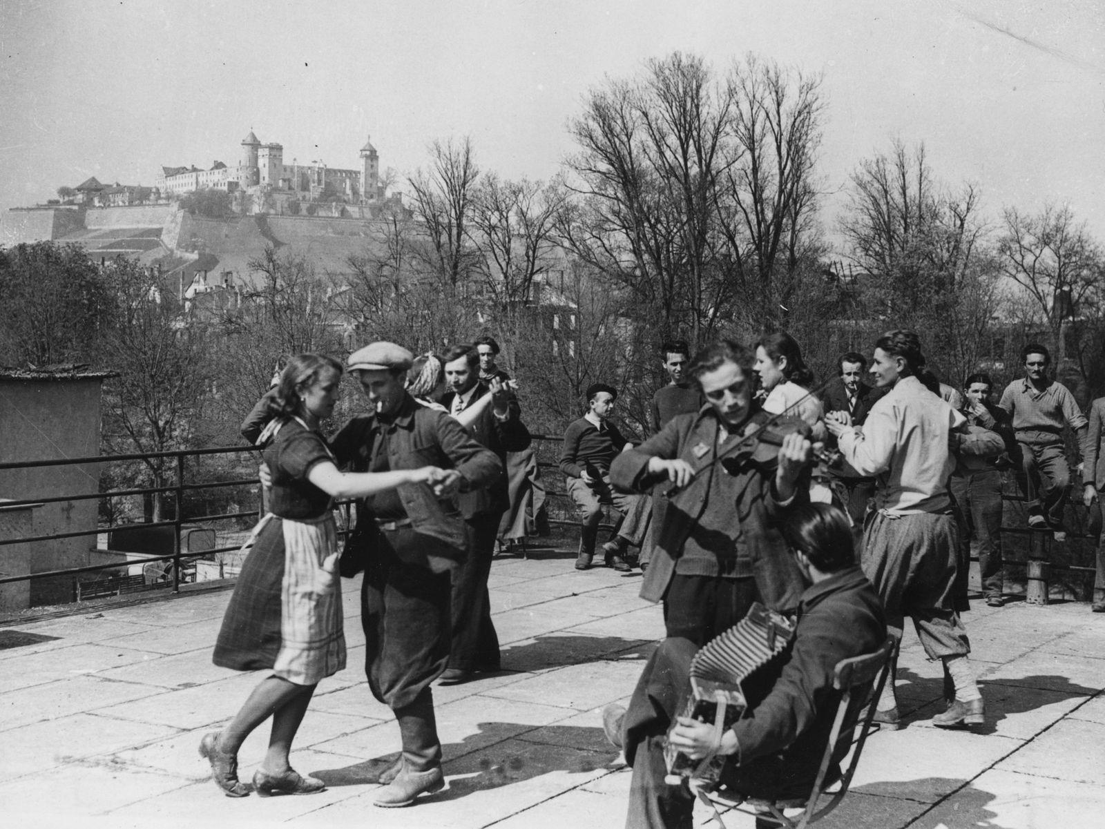 Liberation Dance