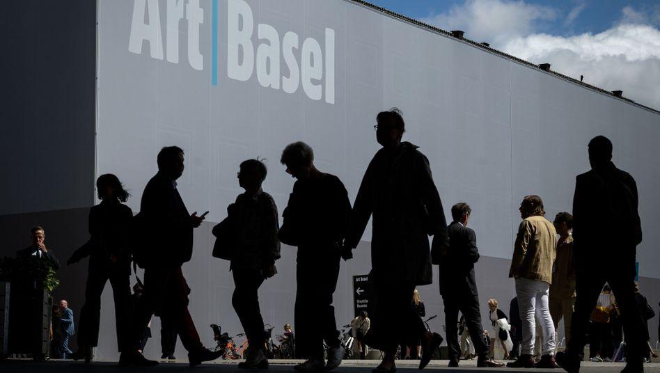 Art Basel: Sie zählt zu den berühmtesten Kunstmessen der Welt