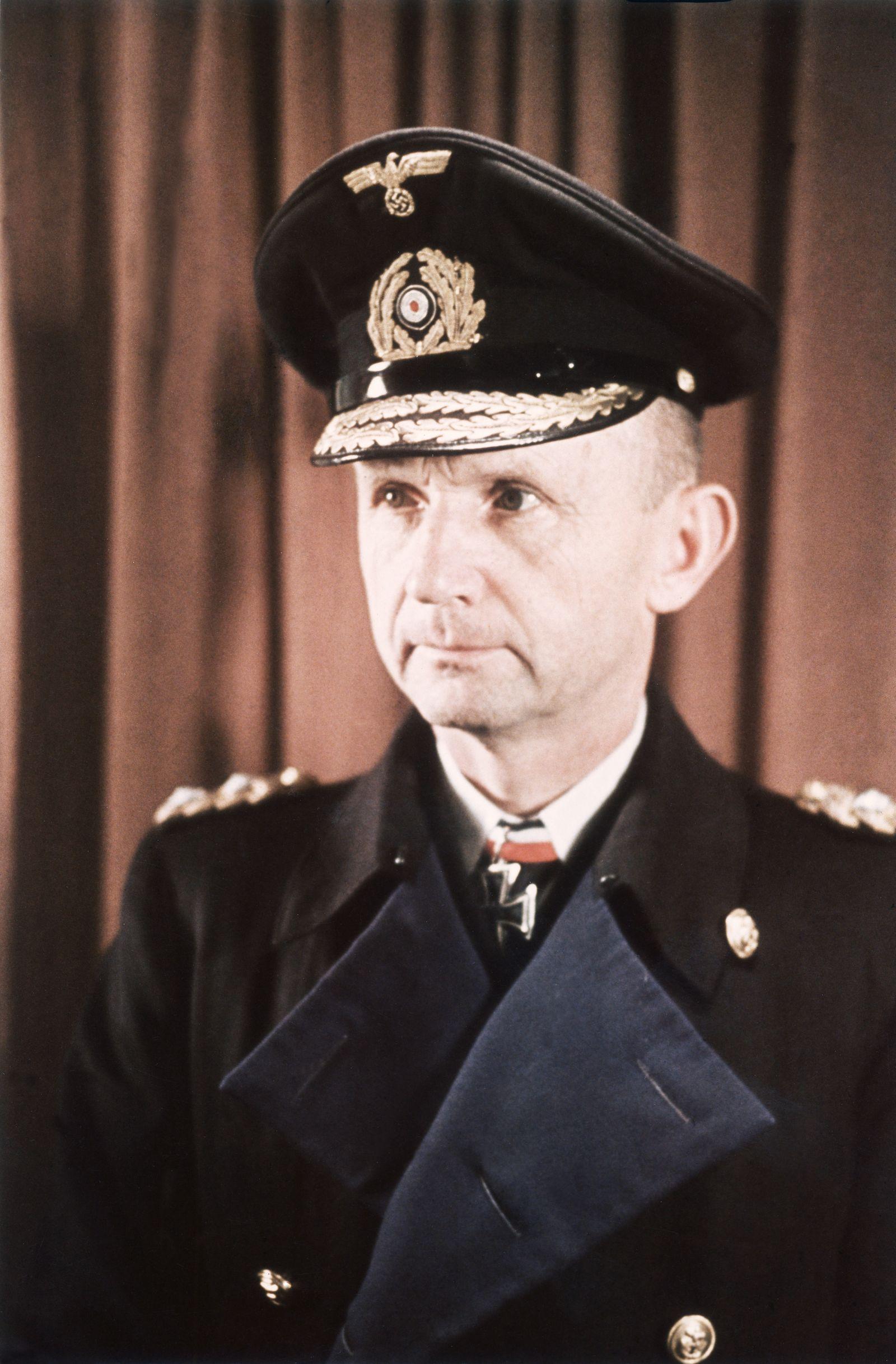 Doenitz, Karl - Marineoffizier, D/ undatiert