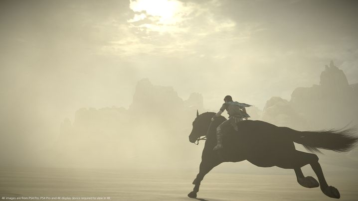 """""""Shadow of the Colossus"""""""