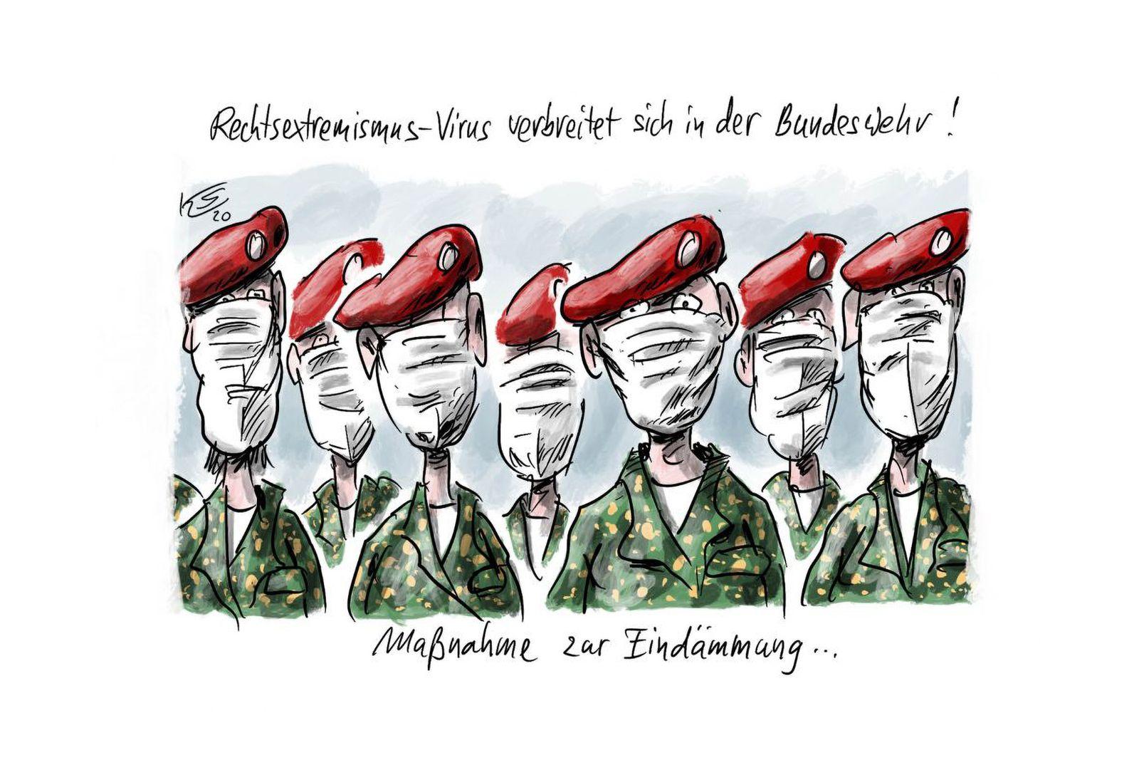 Cartoon/ 28.01.2020