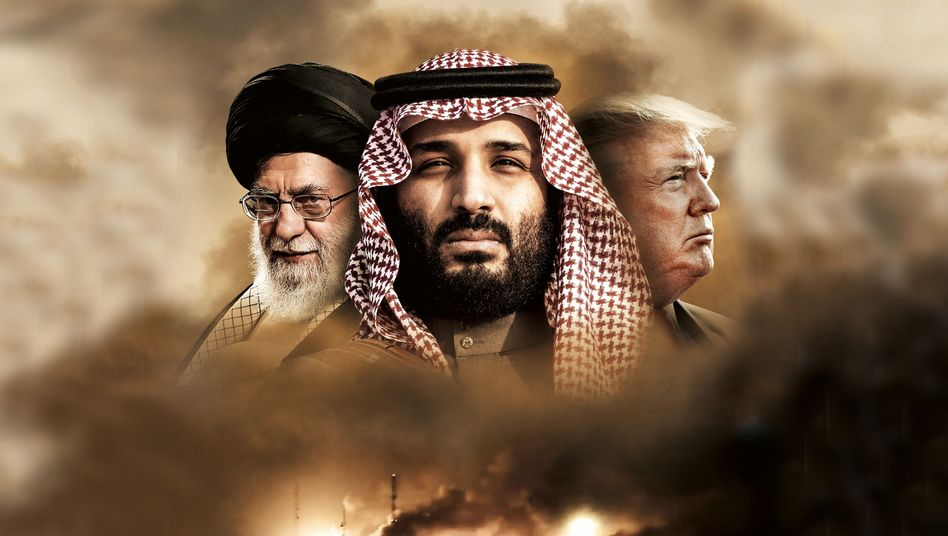 Tensions are rising in the Middle East.