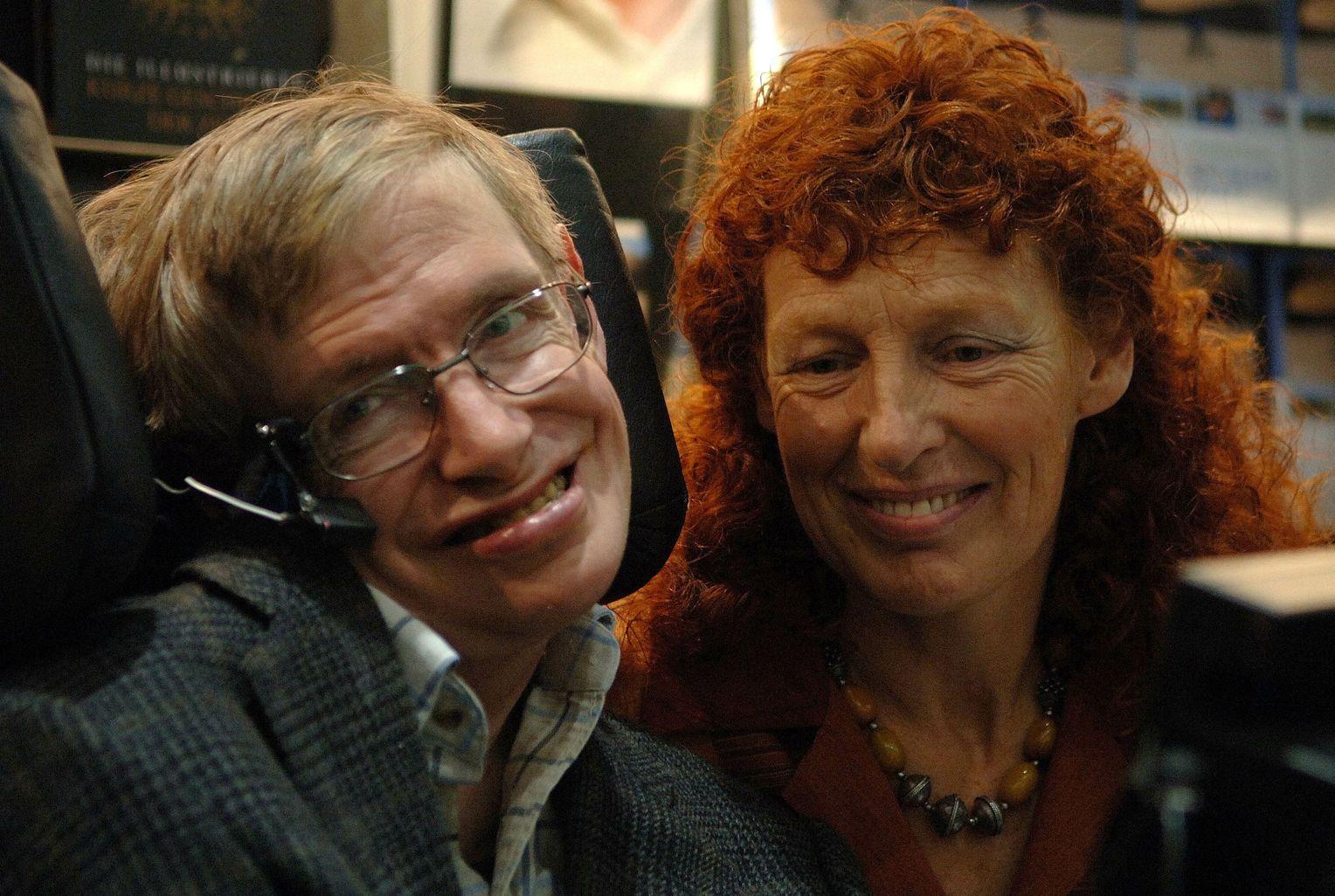 Jane Und Stephen Hawking Die Romanistin Und