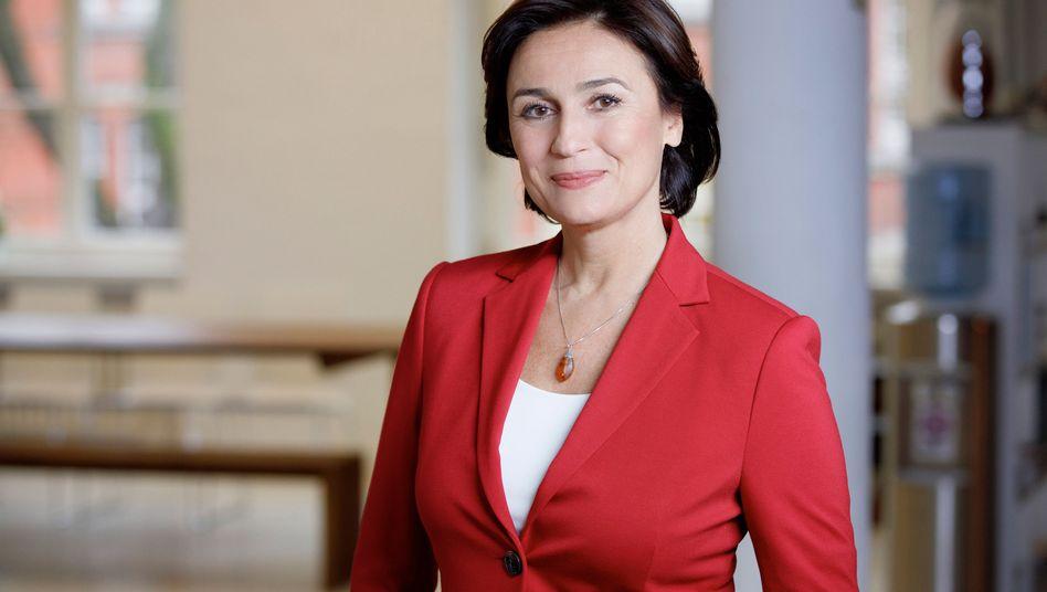 Moderatorin Maischberger (Archivbild)