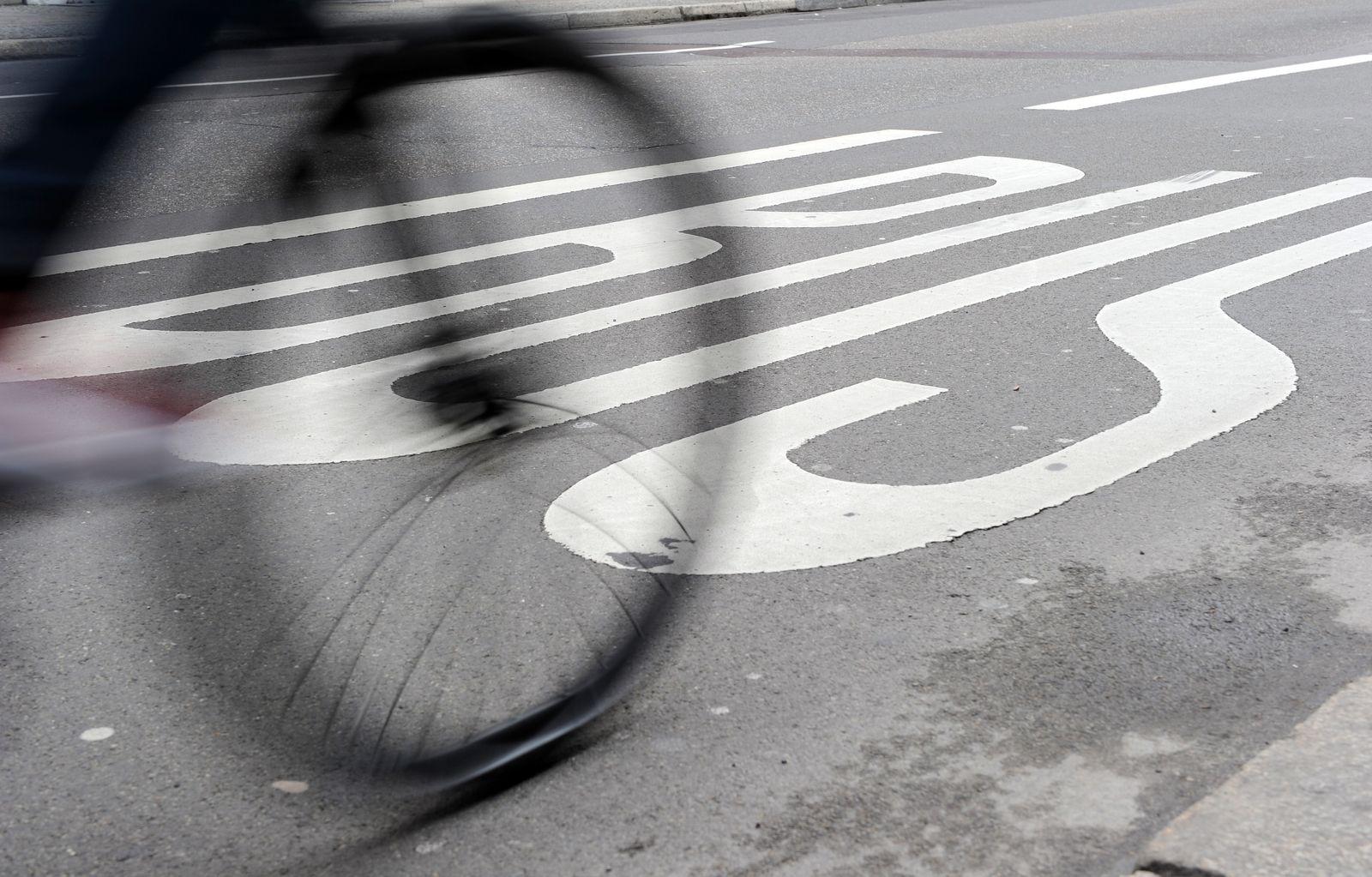 Fahrradfahren in Berlin