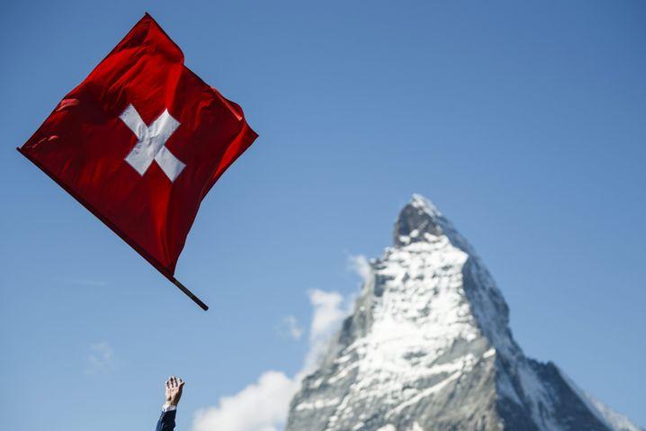 Geld aus der Schweiz für die AfD