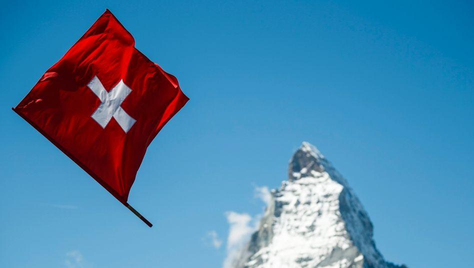 Die Schweiz bleibt anders