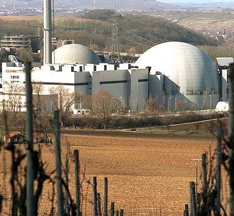 Neckarwestheim 2 würde im Fall eines Ausstiegs aus der Kernenergie als letztes Atomkraftwerk vom Netz gehen