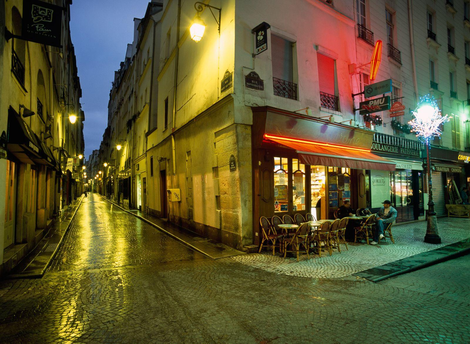 NICHT MEHR VERWENDEN! - Paris/ Minibude
