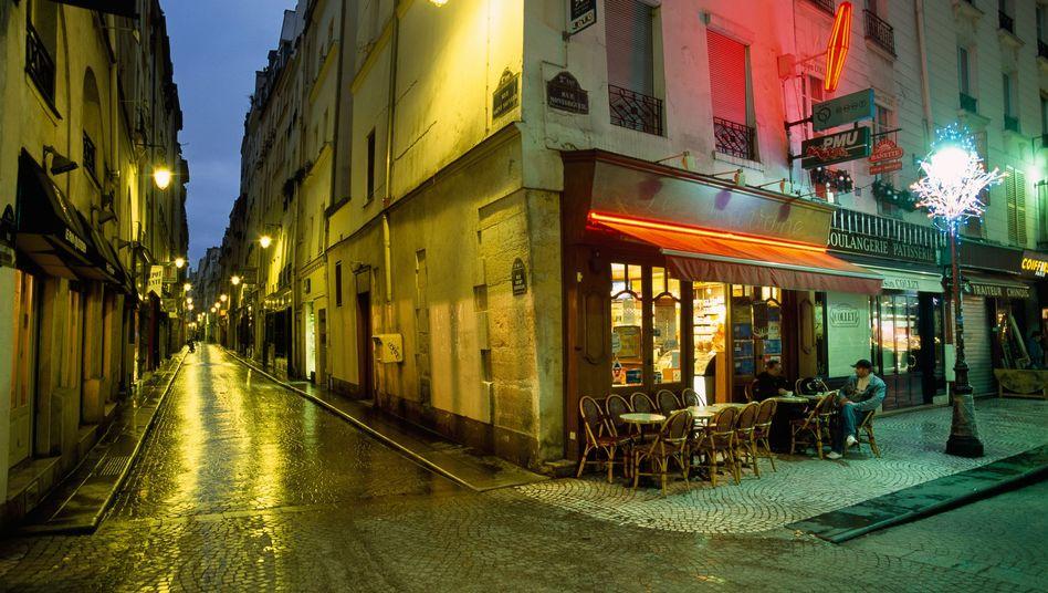 Straße in Paris: Mietenwahnsinn auf Französisch