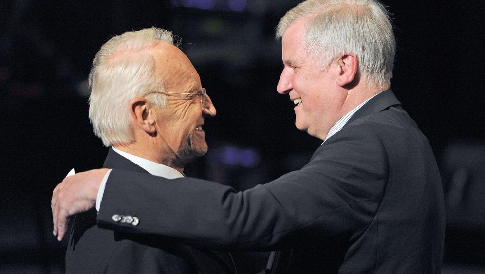 Stoibers 70. Geburtstag: Vergeben und Vergessen