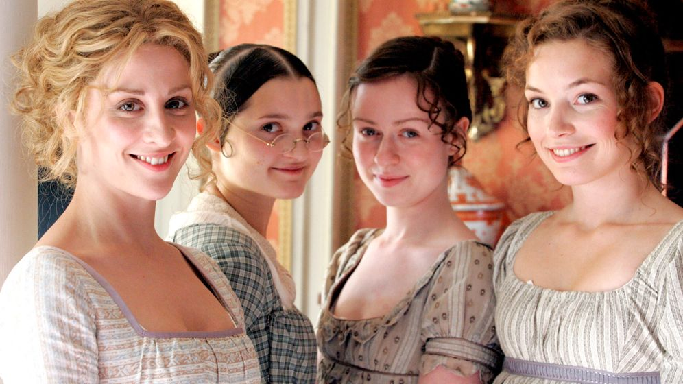"""Arte-Zweiteiler """"Wenn Jane Austen wüsste"""": Romanze mit Romanfiguren"""