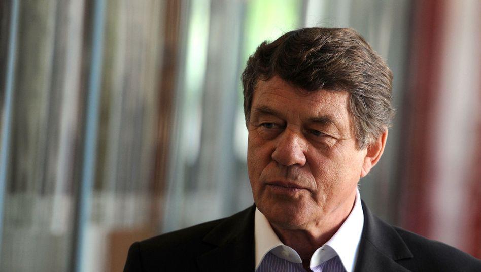 Hertha-Coach Rehhagel: Spieler sollen zur Ruhe kommen