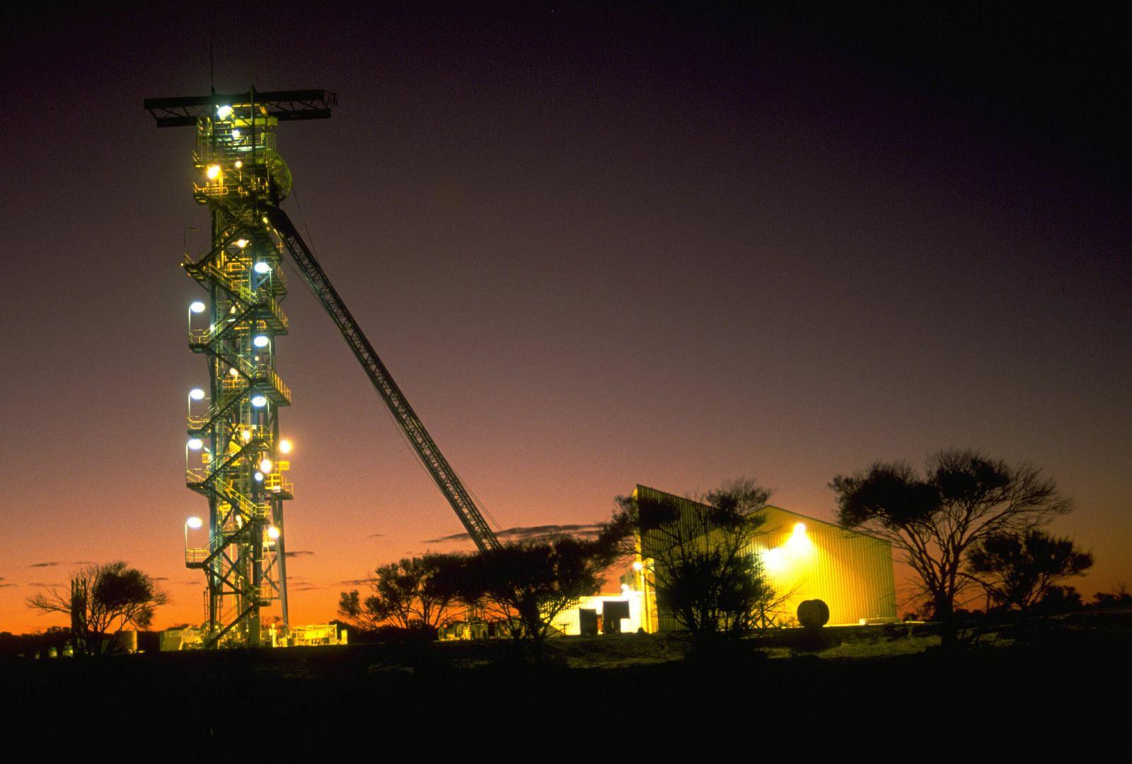 AUSTRALIA-MINING-BHP BILLITON