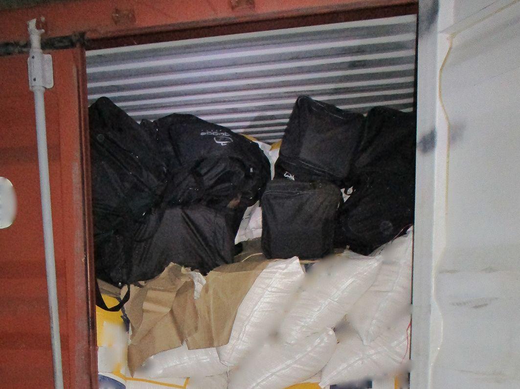 Zoll entdeckt Drogen im Hamburger Hafen
