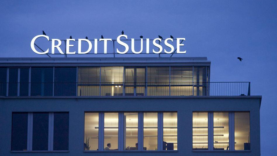 Schweizer Großbank Credit Suisse: Über 80 Prozent aller deutschen Kunden Steuerbetrüger?