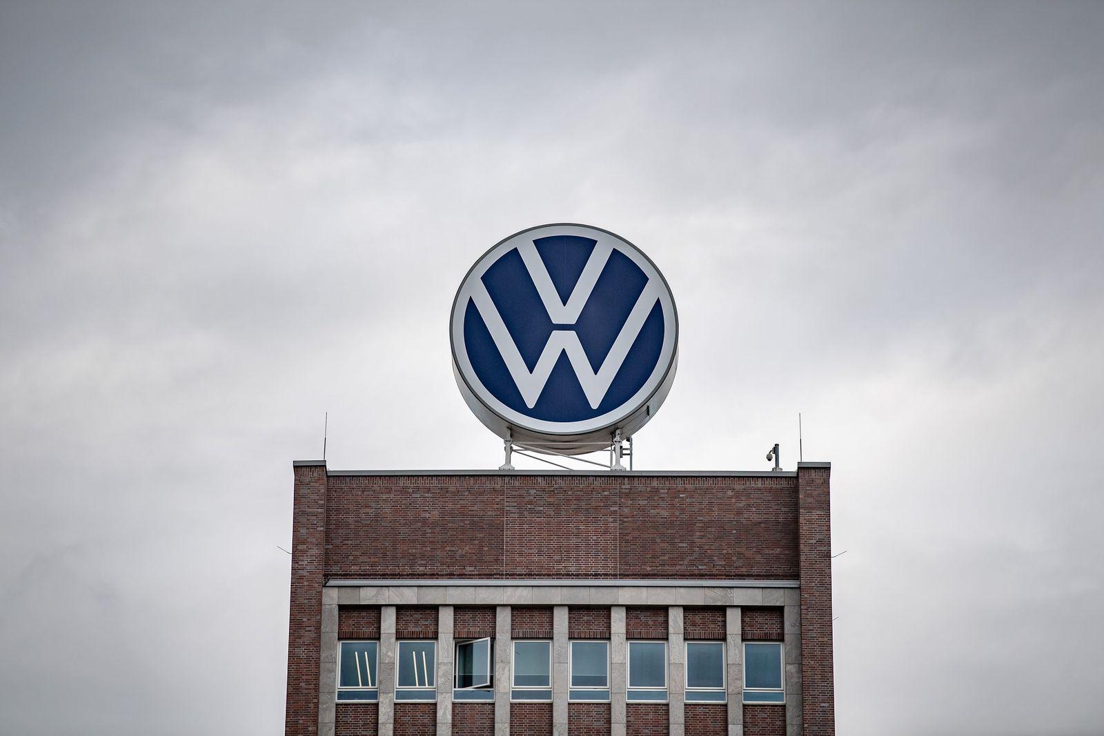 Volkswagen VW-Logo