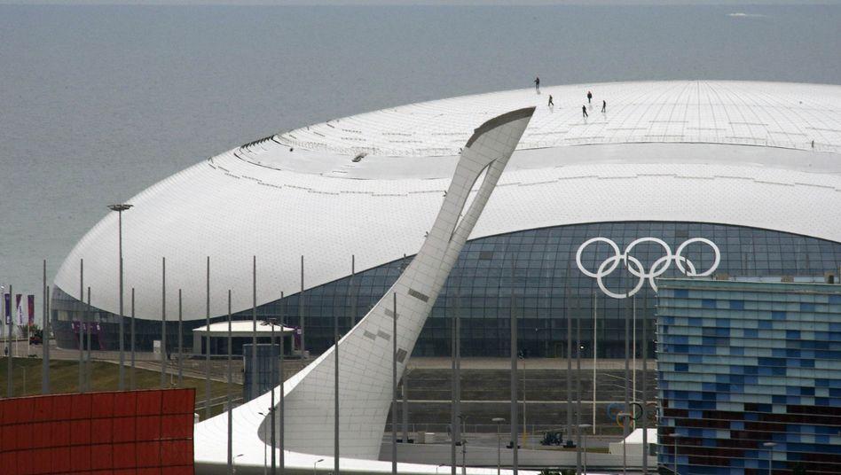 """Eisstadion in Sotschi: """"Die wollen nicht zugeben, dass sie nicht die komplette Kontrolle haben"""""""