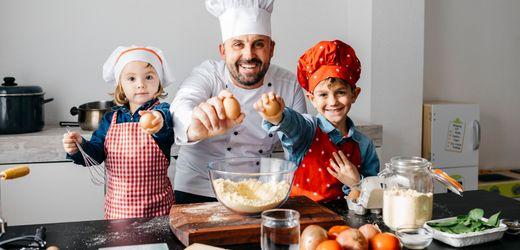 Kinderbücher-Tipps: Kochen mit Kindern