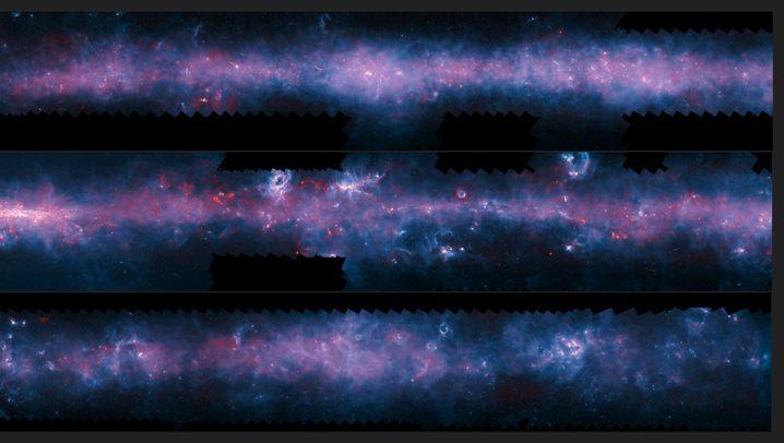 Neu kartiert: Die südliche Milchstraße