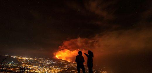 Vulkanausbruch und Tourismus auf La Palma: Das Beben unter den Füßen