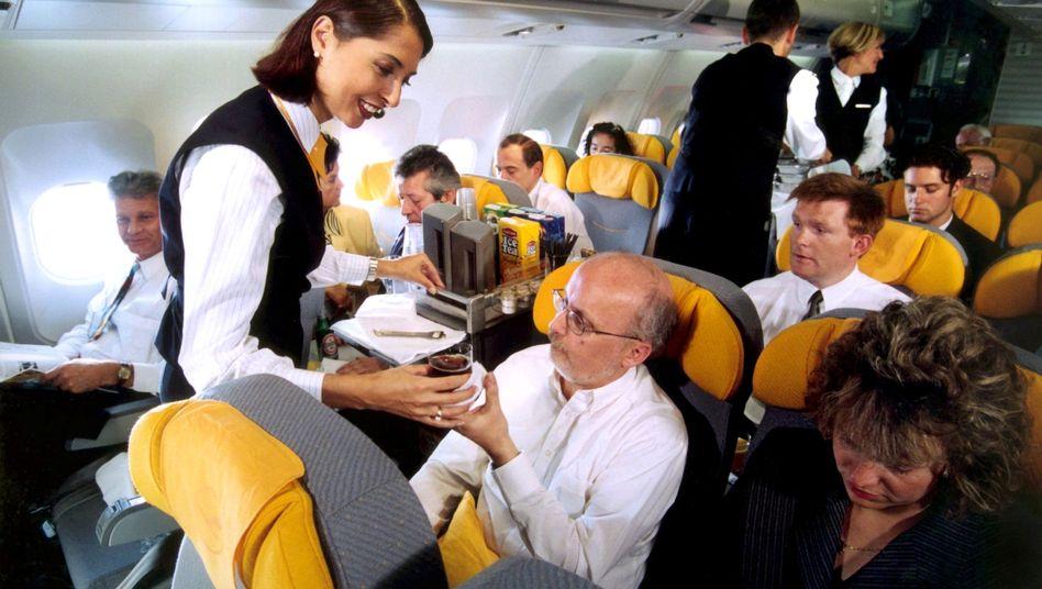 Mehr Sicherheit in der Kabine: Sky Marshals geben sich den Passagieren nicht zu erkennen