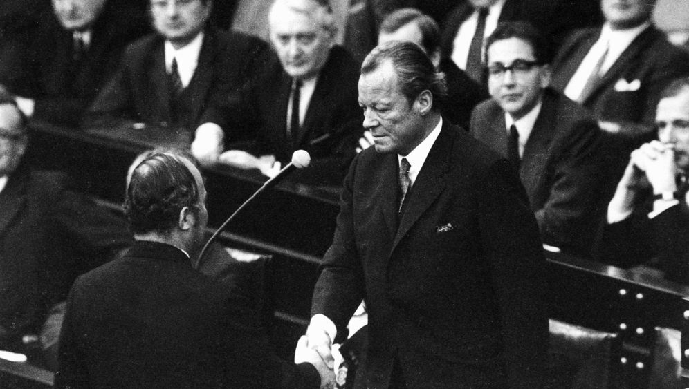 Abstimmung 1972: Machtspiele vor dem Misstrauensvotum
