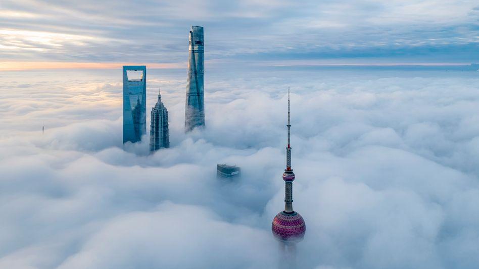 Shanghai: Lange herrschte die Vorstellung, in China würde sich ein historisches Muster wiederholen
