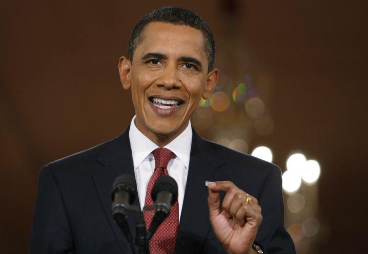 """US-Präsident Obama: """"Unsere Defizite werden nicht steigen"""""""