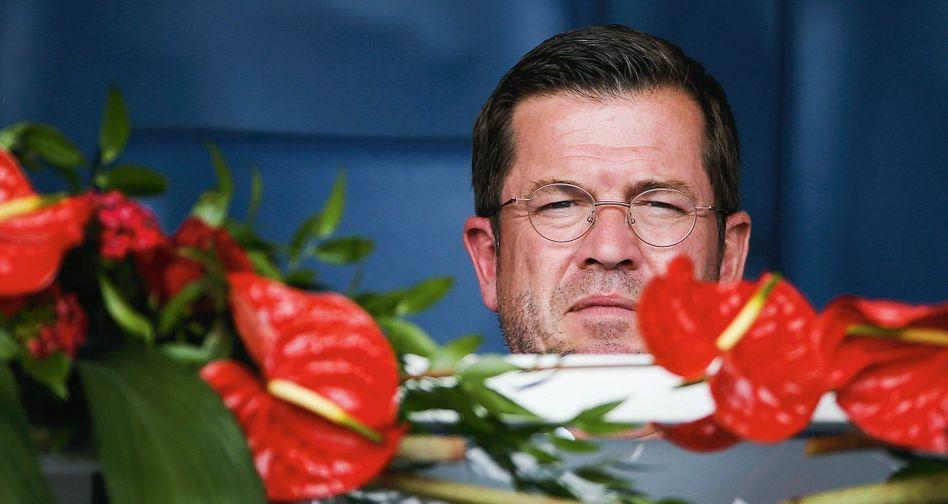 Guttenberg im Jahr 2018
