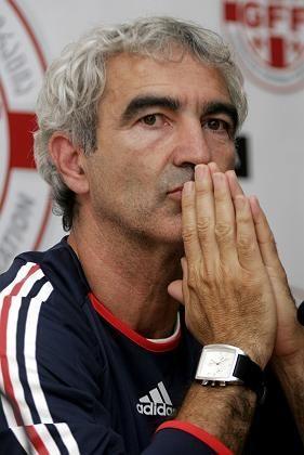 Frankreich-Coach Domenech: Keine Verwendung für Skorpione