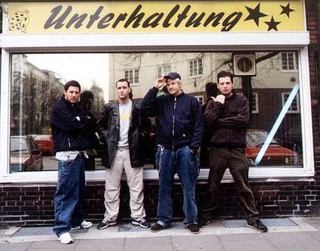 HipHop aus Hamburg: Fünf Sterne deluxe gingen aus der Talentschmiede Yo Mama hervor