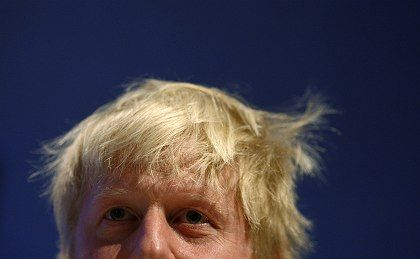 Boris Johnson: Nemesis of the mayor of London.
