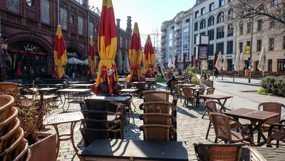 Geschlossenes Restaurant in Berlin: Bis zur Krise lief es nicht schlecht