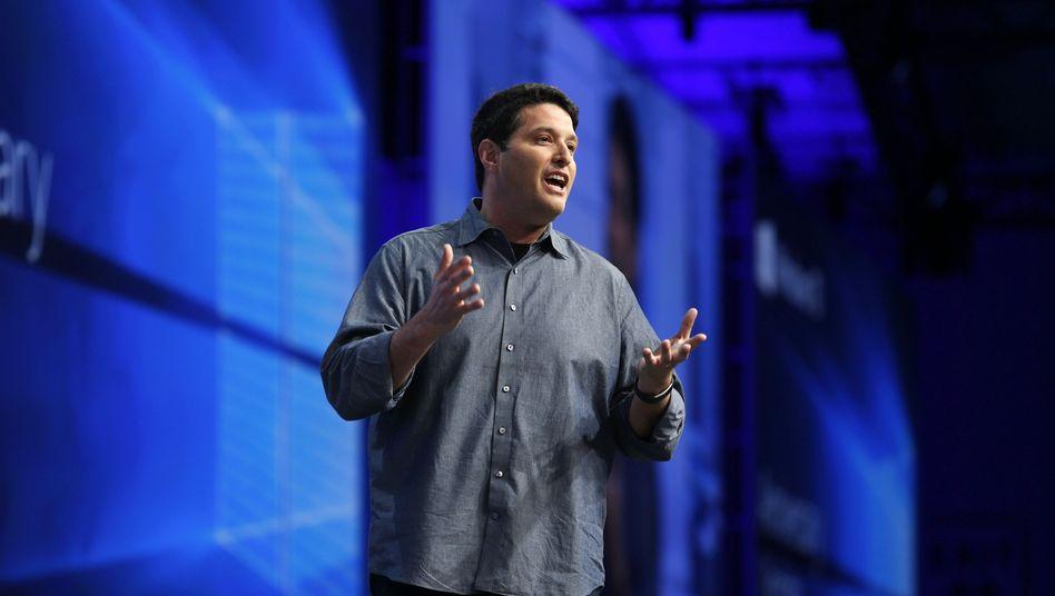Microsofts Windows-Chef Terry Myerson