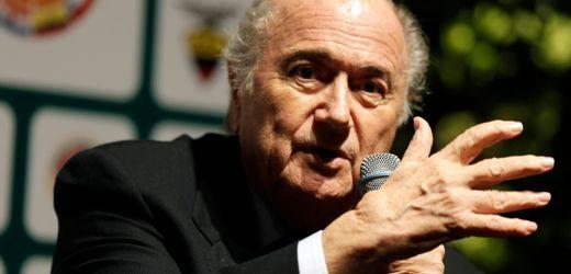Joseph Blatter nach einer Woche im künstlichen Koma von der Intensivstation