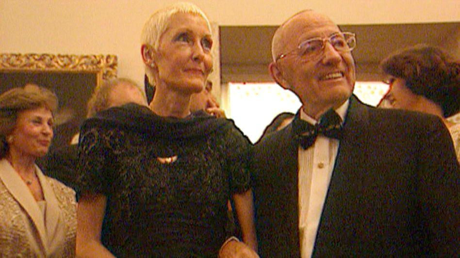 """Ehepaar Alexandra und Rudolph Sprüngli: """"Sie hatte ein gewinnendes Wesen, war eloquent"""""""