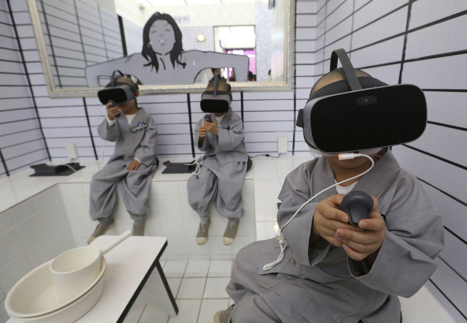 Trends/ Netzwelt/ Virtual Reality