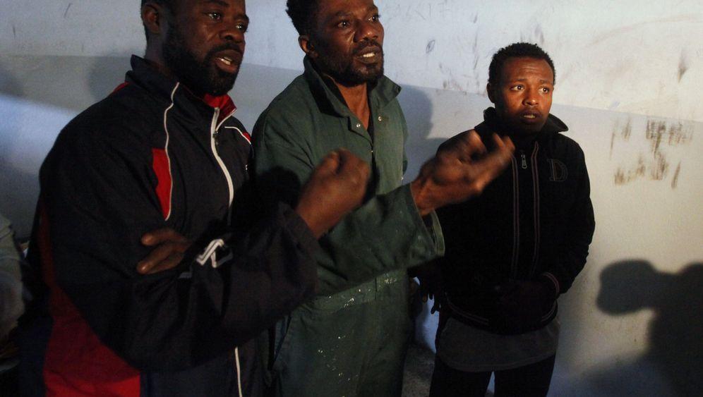 Libyen: Opposition hält Söldner in Bengasi fest