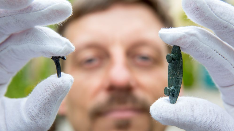Archäologie: Römer in Thüringen