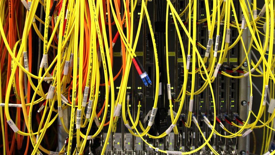 Breitbandkabel: Geld für die Benutzung der Überholspur?