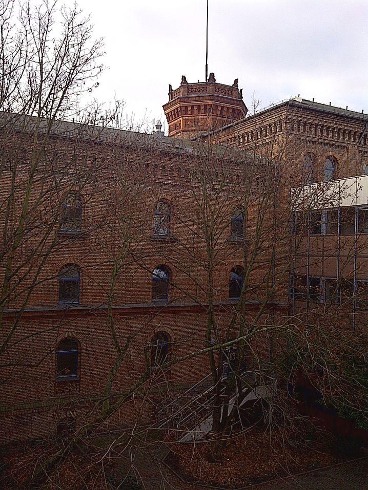 Das Oberstufenzentrum I in Berlin-Kreuzberg, Berlins größte Schule