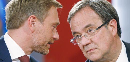 Armin Laschet als neuer CDU-Chef: FDP schöpft Hoffnung auf Regierungsbeteiligung