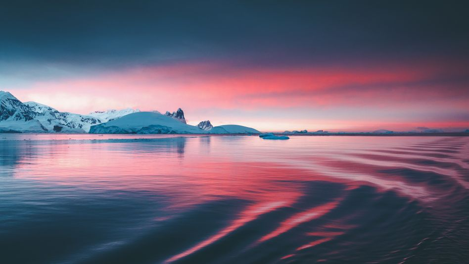 Der »Südliche Ozean« umgibt die Antarktis – und ist ein richtiger Ozean