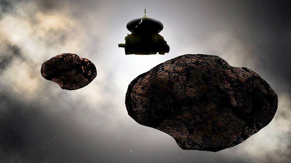 """""""New Horizons"""": Sie ist irgendwo da draußen"""