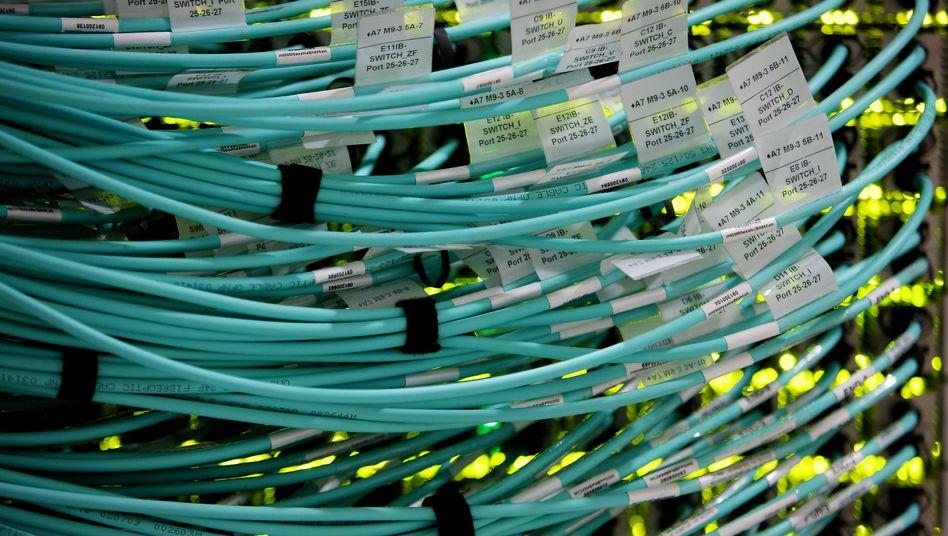 Internetkabel: Auch in Europa wird das Thema Netzneutralität debattiert