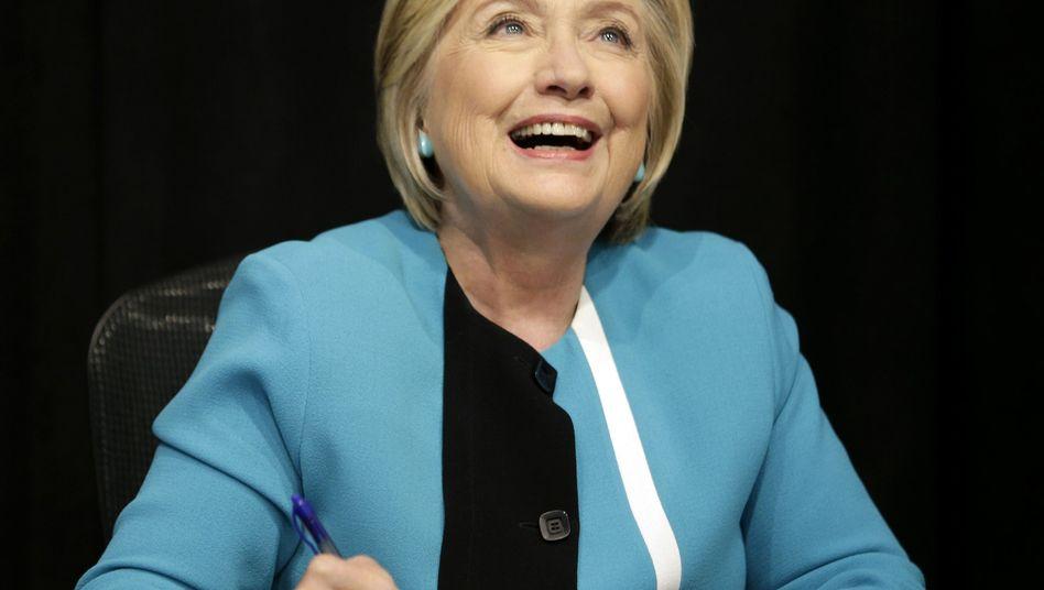 Hillary Clinton (Archivbild von September 2017)