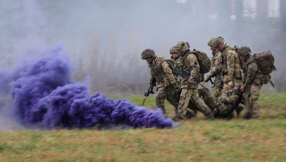 Photo Gallery: A Murky Future for NATO
