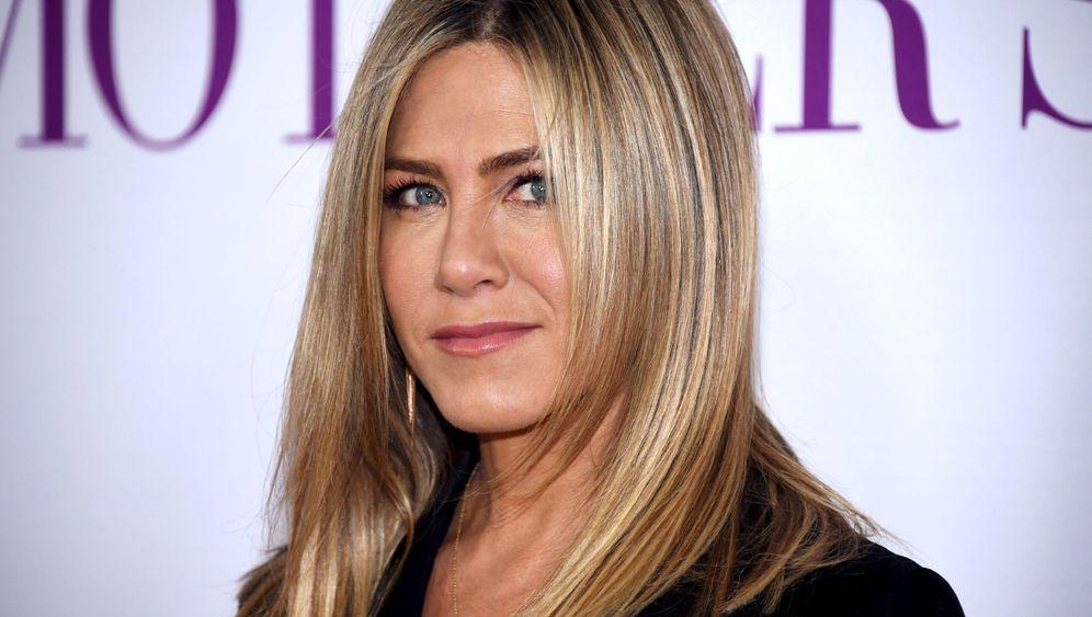 Jennifer Aniston: Wutrede
